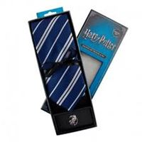Imagen de Harry Potter Set Corbata y Pin Ravenclaw