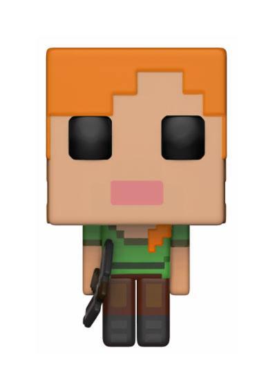 Imagen de Minecraft Figura POP! Games Vinyl Alex 9 cm