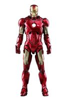 Imagen de Iron Man 2 Figura Diecast Movie Masterpiece 1/6 Iron Man Mark IV 32 cm
