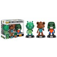 Imagen de FIGURA POP PACK STAR WARS: GREEDO,HAMMERHEAD & WALRUS