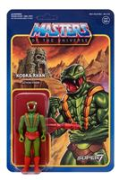 Imagen de Masters del Universo ReAction Figura Kobra Khan 10 cm