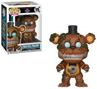 Imagen de Five Nights at Freddy's The Twisted Ones POP! Books Vinyl Figura Twisted Freddy 9 cm DISPONIBLE APROX:ABRIL 2018