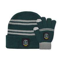 Imagen de Harry Potter Set Beanie and Gloves for Kids Slytherin