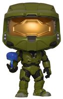 Imagen de Halo POP! Games Vinyl Figura Master Chief with Cortana 9 cm