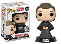 Imagen de FIGURA POP STAR WARS: PRINCESS LEIA EX DISPONIBLE APROX: ABRIL 2018