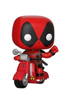 Imagen de Deadpool POP! Rides Vinyl Figura Deadpool & Scooter 15 cm DISPONIBLE APROX: JULIO 2018
