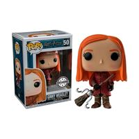 Imagen de Harry Potter POP! Movies Vinyl Figura Ginny Quidditch 9 cm