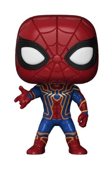 Imagen de Avengers Infinity War Figura POP! Movies Vinyl Iron Spider 9 cm