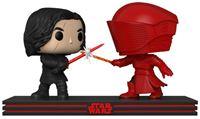 Imagen de Star Wars Pack de 2 POP! Movie Moments Vinyl Cabezón Kylo & Praetorian Guard 9 cm. DISPONIBLE APROX: SEPTIEMBRE 2018
