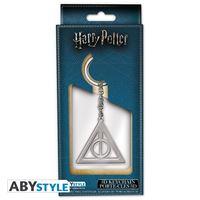 Imagen de Harry Potter Llavero Deathly Hallows 3D