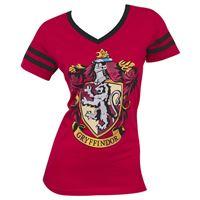 Imagen de Harry Potter Camiseta Chica Gryffindor Crest Talla S
