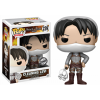 Imagen de FIGURA POP ATTACK ON TITAN: CLEANING LEVI