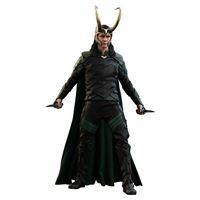 Imagen de Thor Ragnarok Figura Movie Masterpiece 1/6 Loki 31 cm