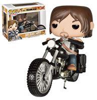 Imagen de The Walking Dead POP! Vinyl Figura Daryl Dixon´s Chopper - Moto 12 cm