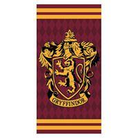 Imagen de Harry Potter Toalla Gryffindor Crest