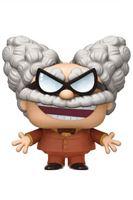 Imagen de Capitán Calzoncillos POP! Movies Vinyl Figura Professor Poopypants 9 cm