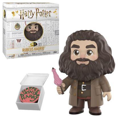 Imagen de Harry Potter Figura Vinyl 5 Star Hagrid 8 cm