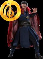 Imagen de Vengadores Infinity War Figura Movie Masterpiece 1/6 Doctor Strange 31 cm